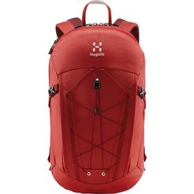 Haglöfs Vide Medium Plecak 20l, czerwony